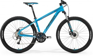 Merida Big Seven 40-D blue